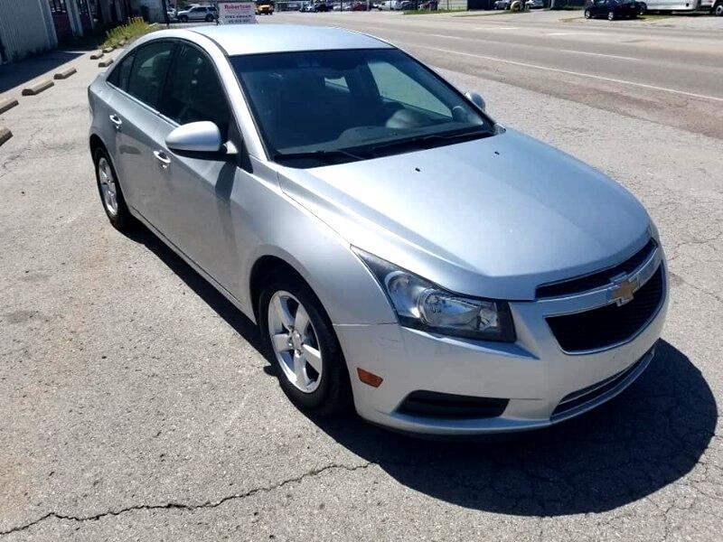 2012 Chevrolet Cruze 1LT Pmts: $199.00 per mo w.a.c.