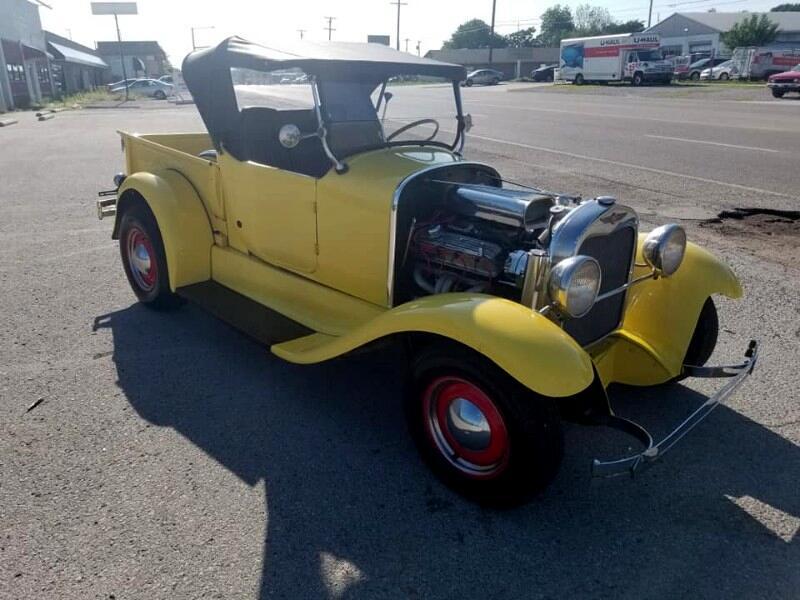 1928 Dodge Roadster Custom Built Roadster Short Bed