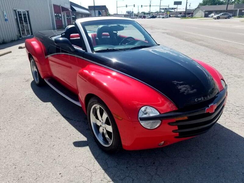 2003 Chevrolet SSR LS Pmts: $369.00 per mo w.a.c.