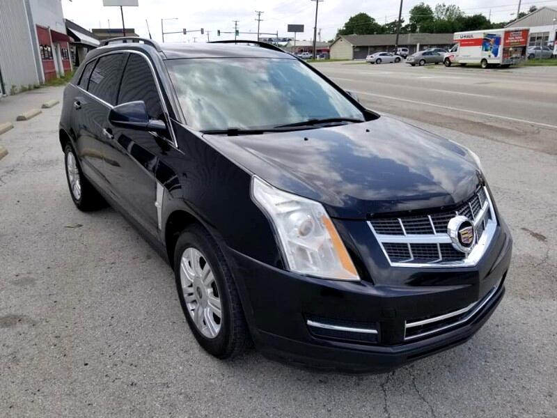 2012 Cadillac SRX 4dr V6 SUV Pmts: $229.00 per mo w.a.c.
