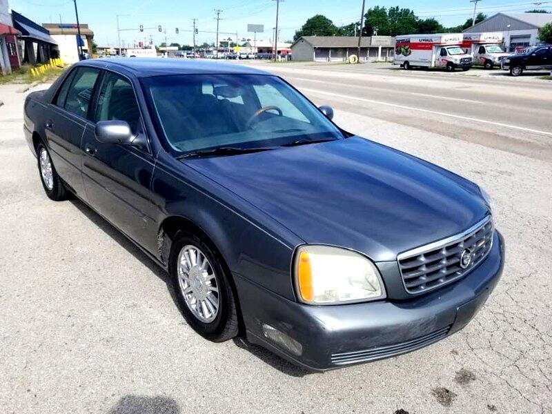2004 Cadillac DeVille DHS Pmts: $167.00 per mo w.a.c.