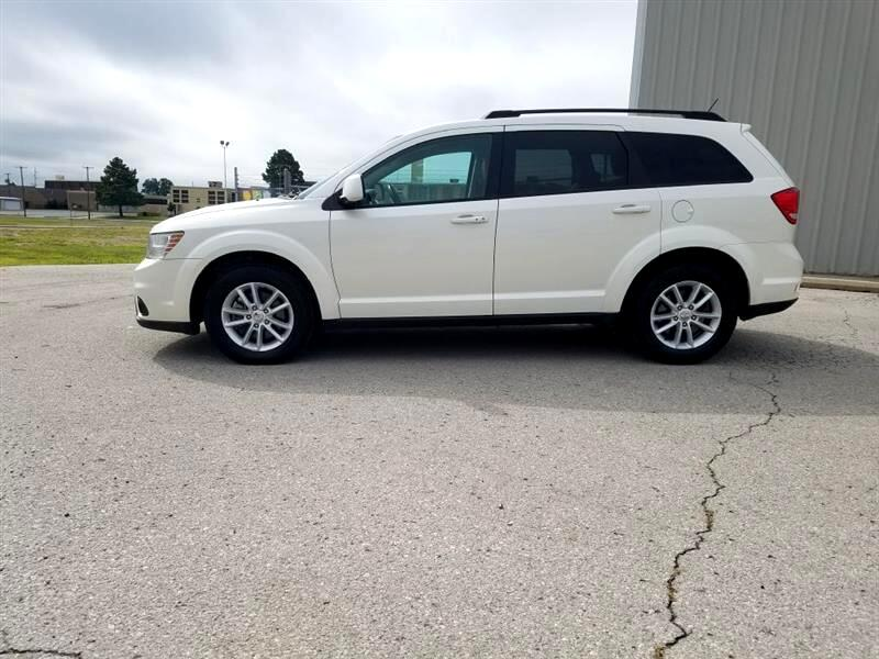 2015 Dodge JOURNEY SX SXT