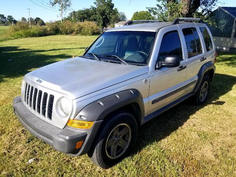 2006 Jeep Liberty Renegade 4WD Pmts: $129.00 per mo w.a.c.