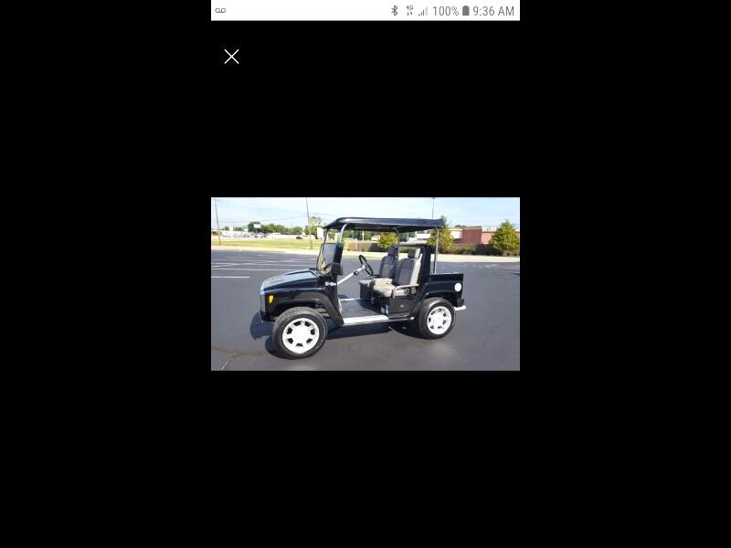 Golf Cart Custom  2009
