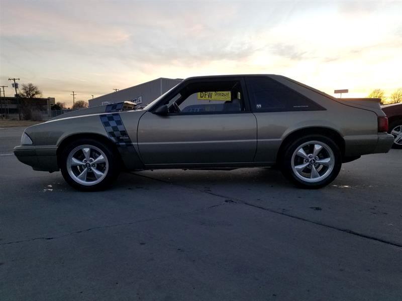Ford Mustang 2dr Hatchback LX 1991