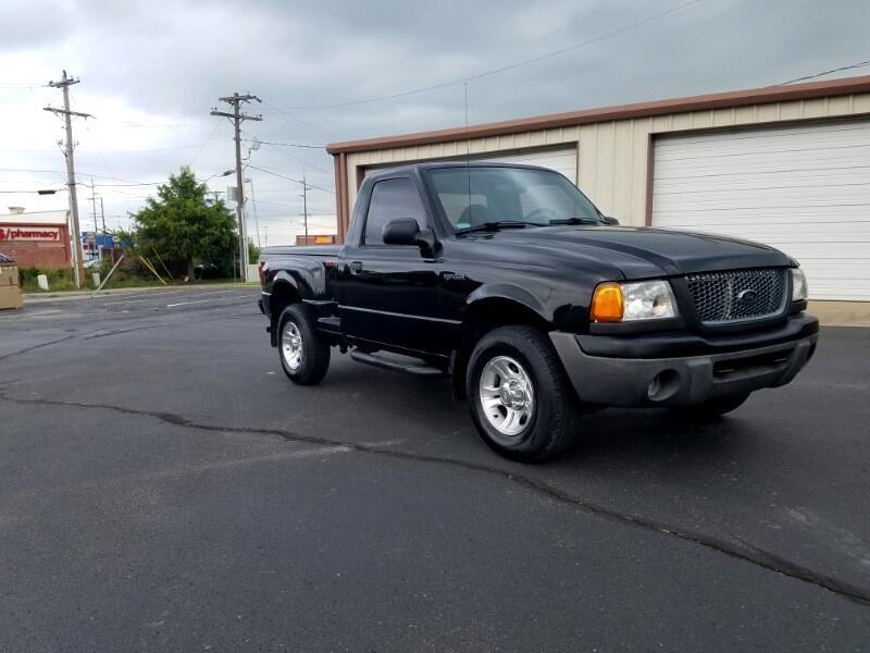 Ford Ranger Edge Plus 4.0 Flareside 2WD 2001