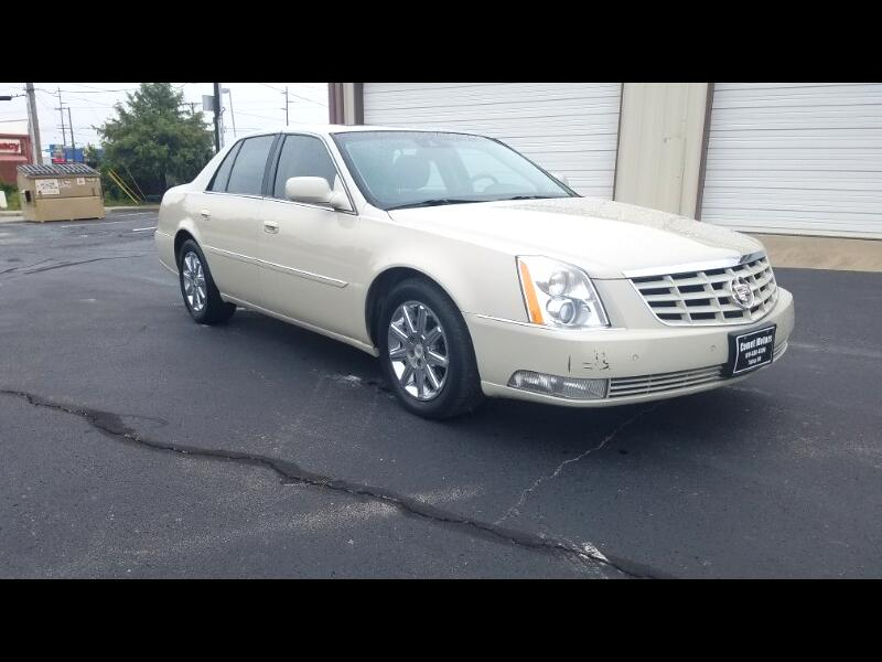 Cadillac DTS Premium w/ Navi 2010