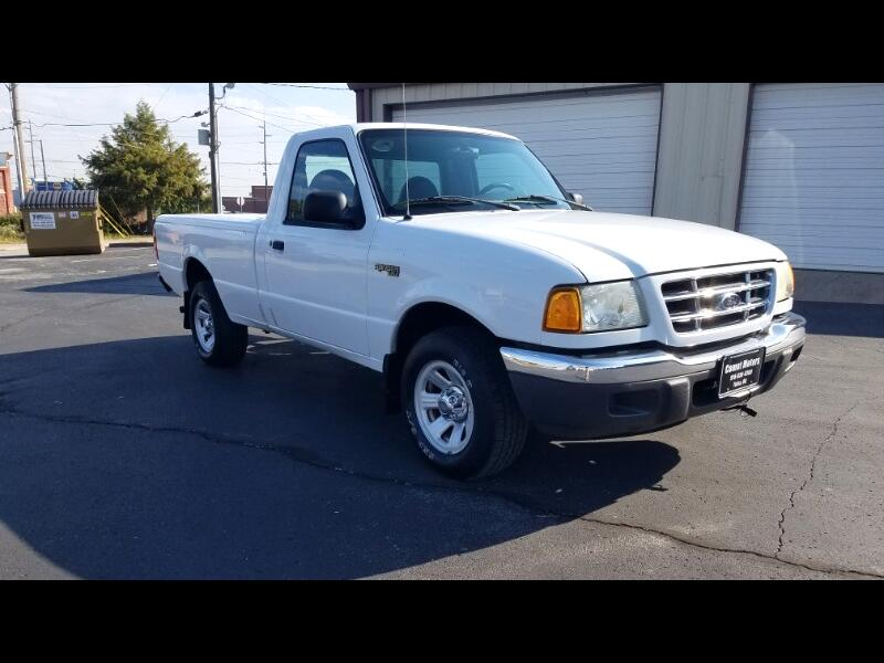 Ford Ranger Edge Short Bed 2WD 2002