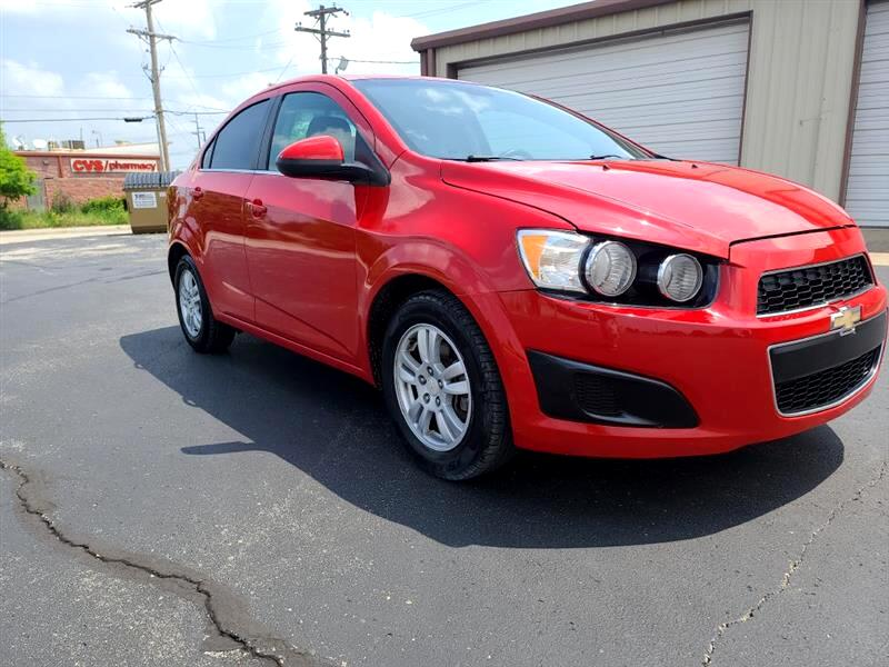 Chevrolet Sonic 2LT Sedan 2012