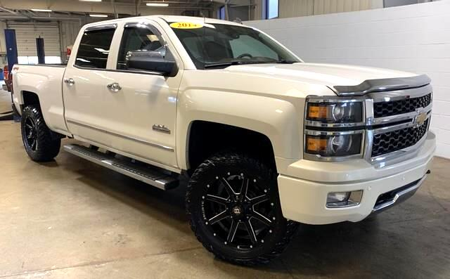 2014 Chevrolet Silverado 1500 High Country Crew Cab 4WD