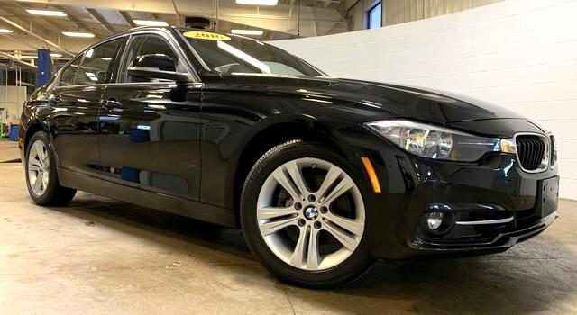 2016 BMW 3-Series 328i xDrive Sedan SULEV