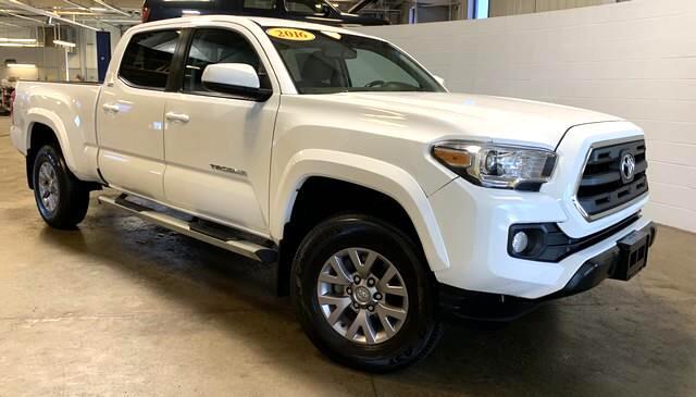 2016 Toyota Tacoma 4WD CREWCAB SR5