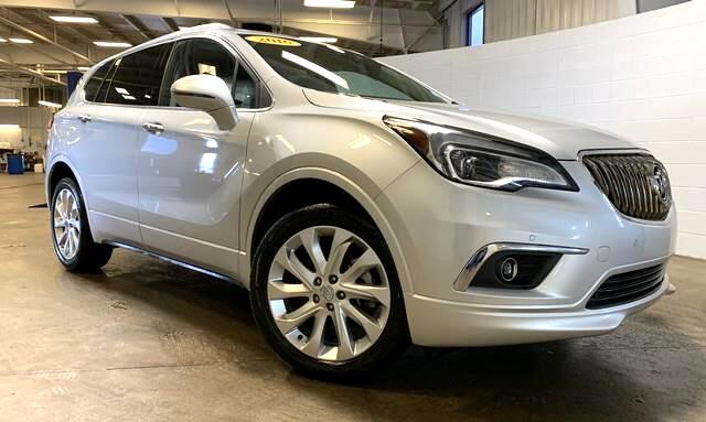 2016 Buick Envision AWD 4dr Premium