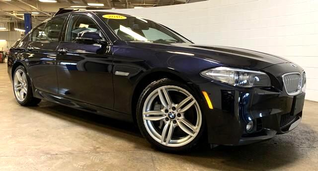 2016 BMW 5-Series M550i xDrive