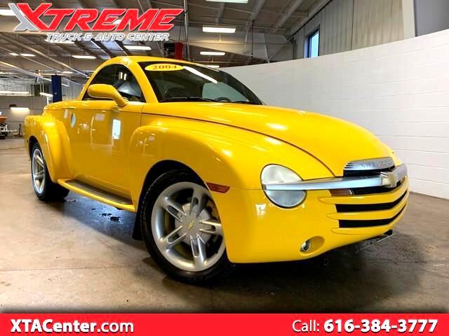 2004 Chevrolet SSR CONVERTIBLE