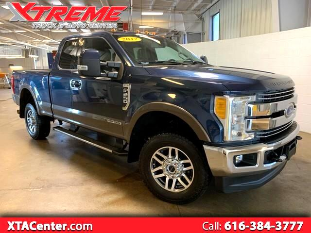 2017 Ford F-250 SD Lariat SuperCab 4WD