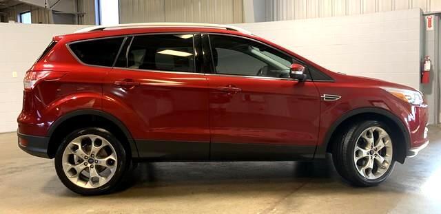 2015 Ford Escape TITANIUM 4X4