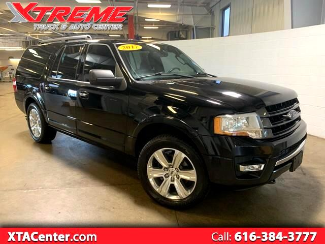 2017 Ford Expedition MAX Limited 4WD