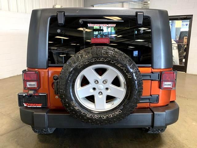 2009 Jeep Wrangler X ROCKY MOUNTAIN
