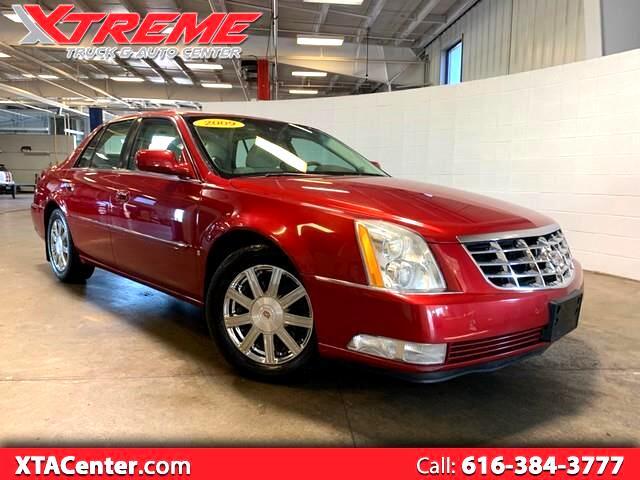 2009 Cadillac DTS PLATINUM