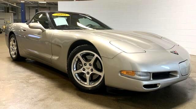 2001 Chevrolet Corvette 2dr Convertible