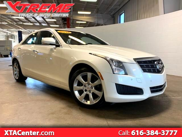 2014 Cadillac ATS 4dr Sdn 3.6L Luxury AWD