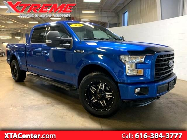 2016 Ford F-150 FX4 SuperCrew 4WD