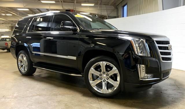 2017 Cadillac Escalade 4WD 4dr Premium Luxury