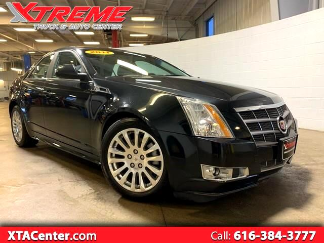 2011 Cadillac CTS PERFORMANCE AWD