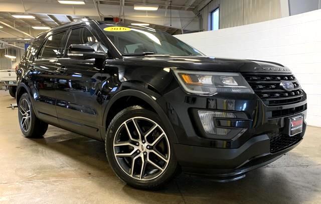 Ford Explorer Sport 4WD 2016