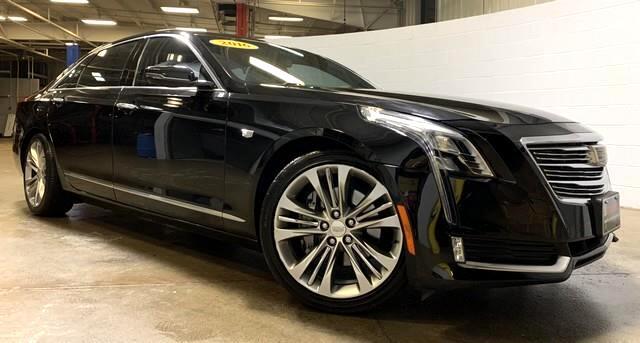 2016 Cadillac CT6 3.0L Premium Luxury Twin Turbo AWD