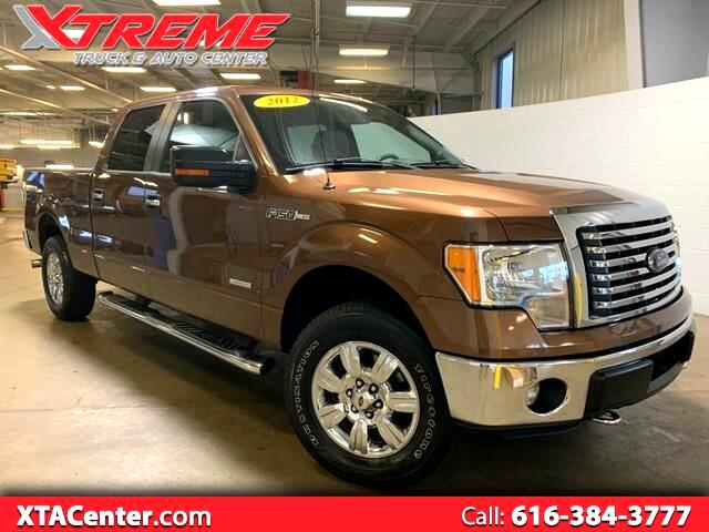 Ford F-150 XLT SuperCrew 4WD 2012