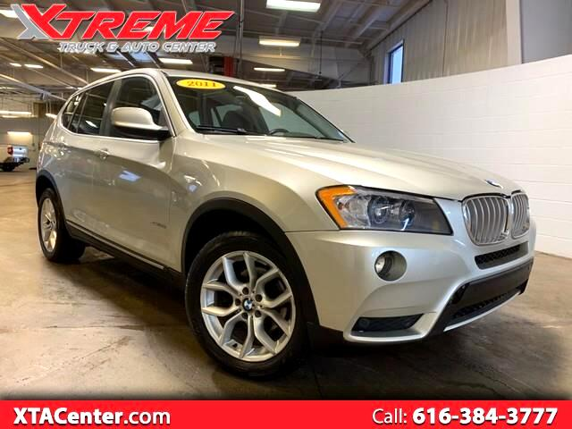 BMW X3 AWD 4dr xDrive28i 2011