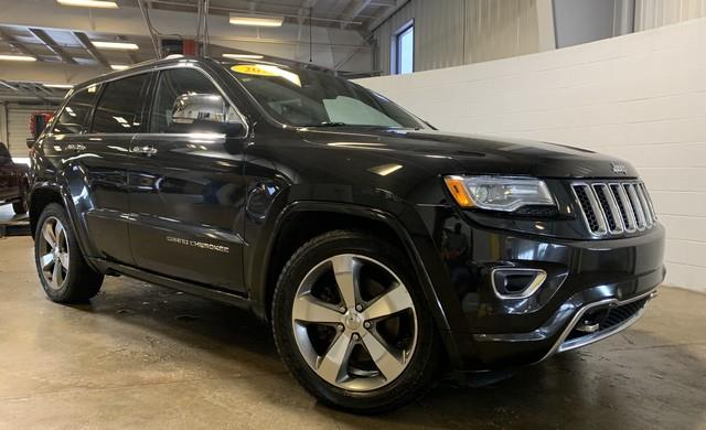 Jeep Grand Cherokee 4dr Overland 4WD 2015