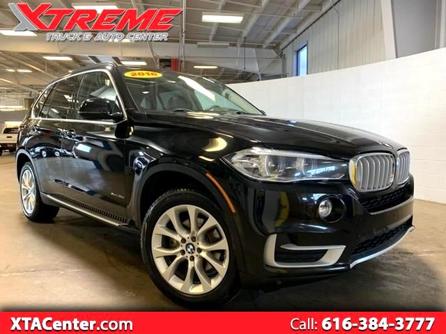 BMW X5 xDrive35i Sports Activity Vehicle 2016