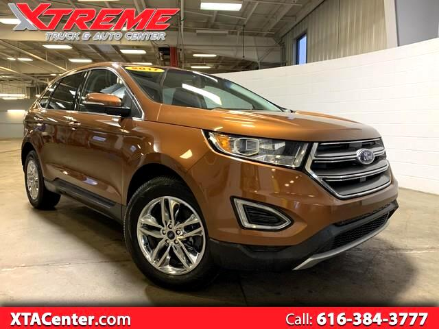 Ford Edge 4dr SEL AWD 2017