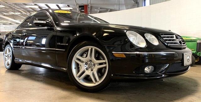 Mercedes-Benz CL-Class CL55 AMG 2004