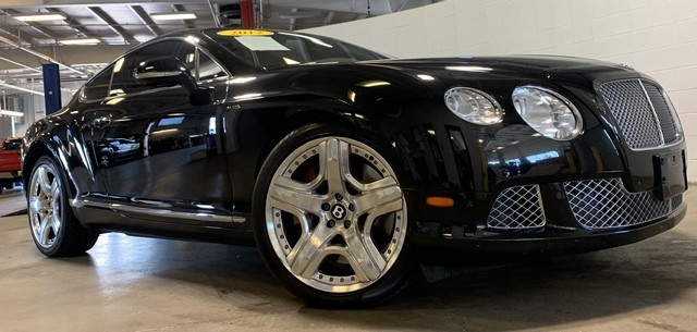 Bentley Continental GT 2dr Cpe W12 2012