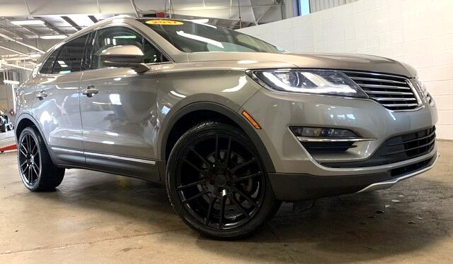 Lincoln MKC AWD 4dr Reserve 2017