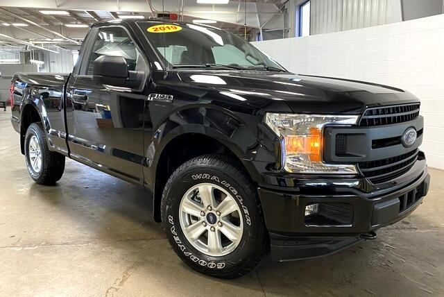 Ford F-150 S Reg. Cab Short Bed 4WD 2019