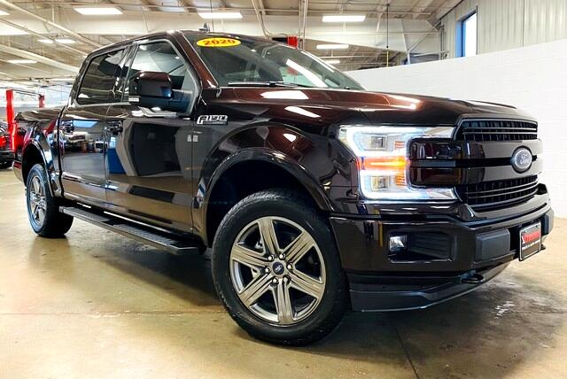 Ford F-150 Lariat SuperCrew 4WD 2020