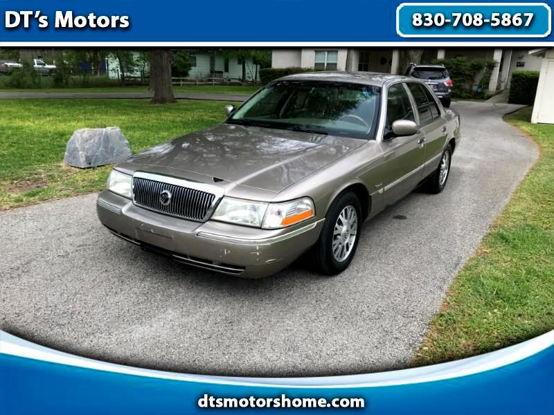 Mercury Grand Marquis LS Premium 2004