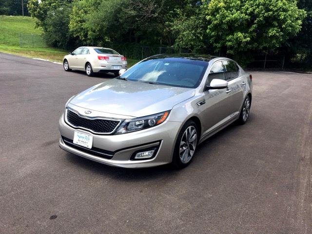 2015 Kia Optima SX LIMITED
