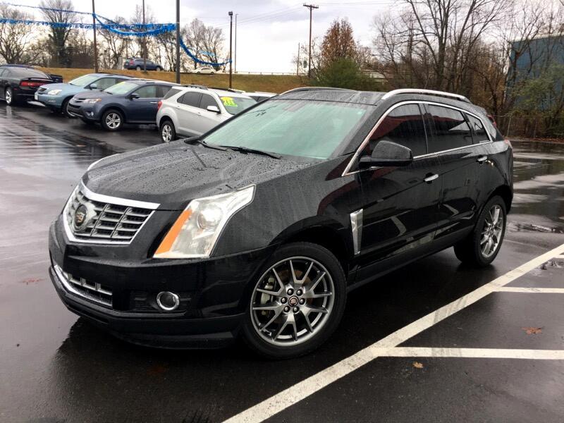 2016 Cadillac SRX PREMIUM COLLECT