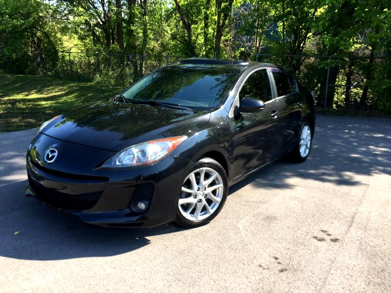 2012 Mazda MAZDA3 S
