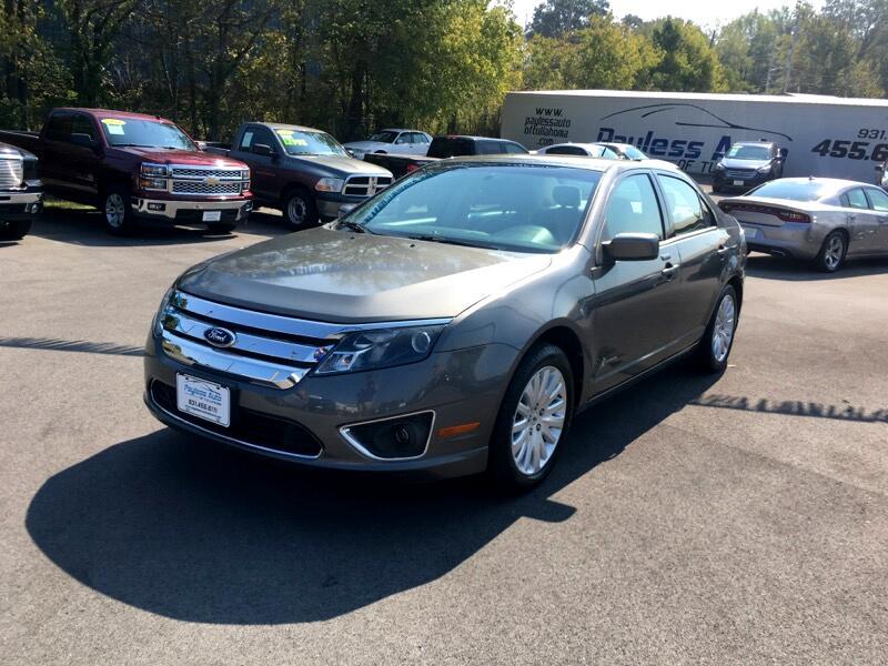 2011 Ford Fusion Hybrid HYBRID