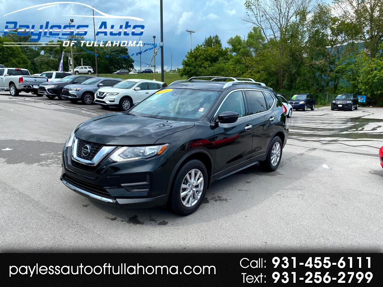 Used 2020 Nissan Rogue Special Edition For Sale In Tullahoma Tn 37388 Payless Auto Of Tullahoma