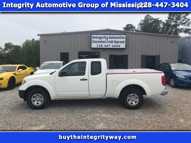 2015 Nissan Frontier 2WD King Cab I4 Auto SE