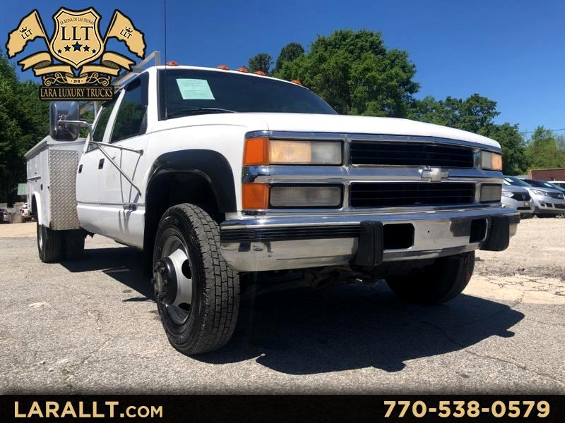 Used 1998 Chevrolet C K 3500 Crew Cab 4wd For Sale In Gainesville Ga