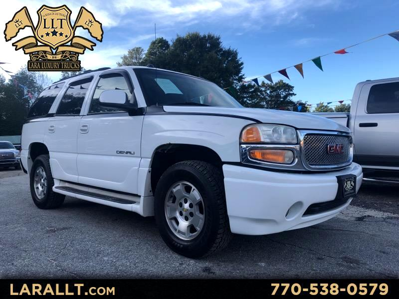 2005 Gmc Denali >> Used 2005 Gmc Yukon Denali Base For Sale In Gainesville Ga